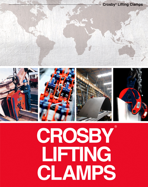 Crosby Lifting Clamps