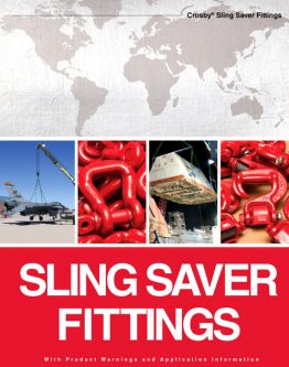 Crosby Sling Saver Fittings