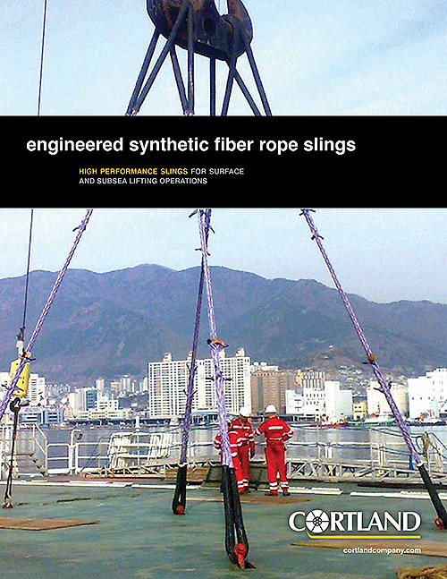 Cortland Synthetic Fiber Rope