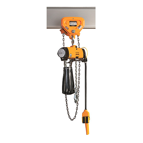 AL Lube Free/Spark Resistant Air Chain Hoists
