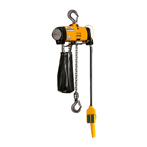 AS Spark Resistant Air Chain Hoists