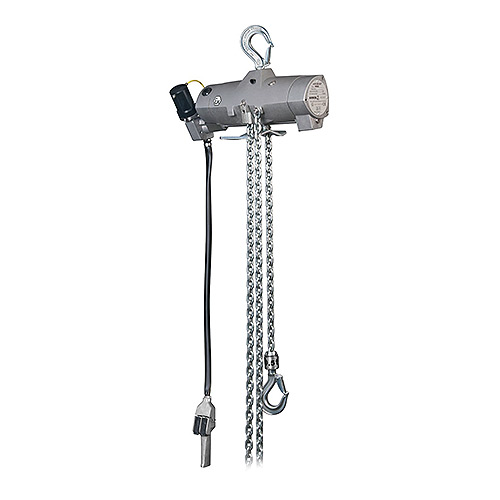 AW Wash Down/Spark Resistant Air Chain Hoists