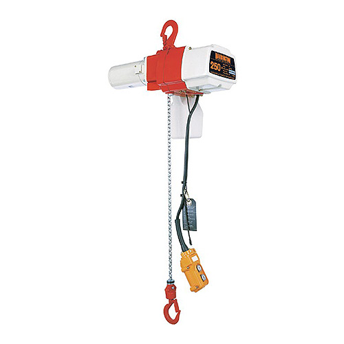 ED Single Phase Hoists/Trolleys