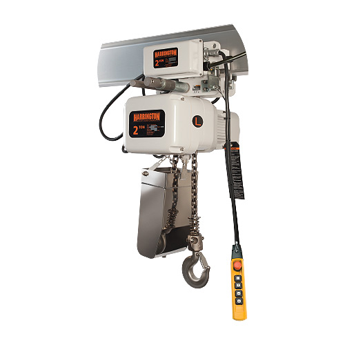 NER Food Grade 3-Phase Hoists/Trolleys