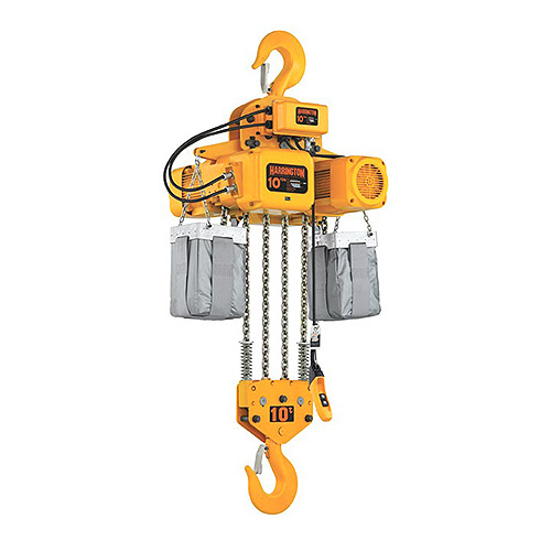 (N)ER Three Phase Large Capacity Hoists/Trolleys