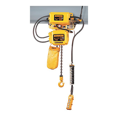 SNER Single Phase Hoists/Trolleys