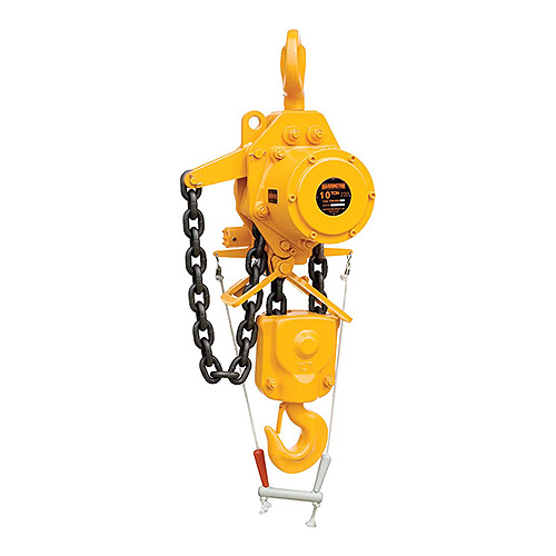 TCR Large Capacity Air Chain Hoist