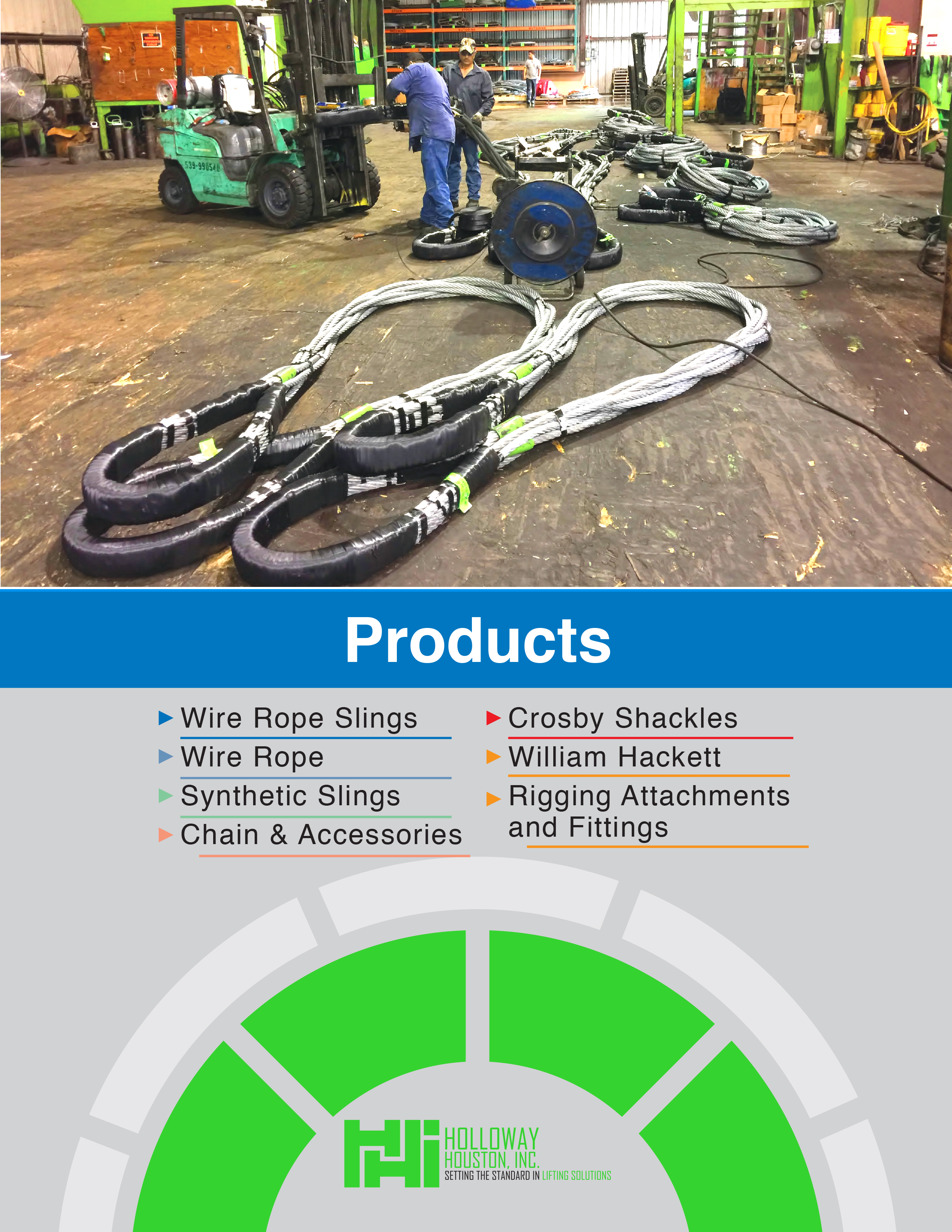 HHI Lifting Products