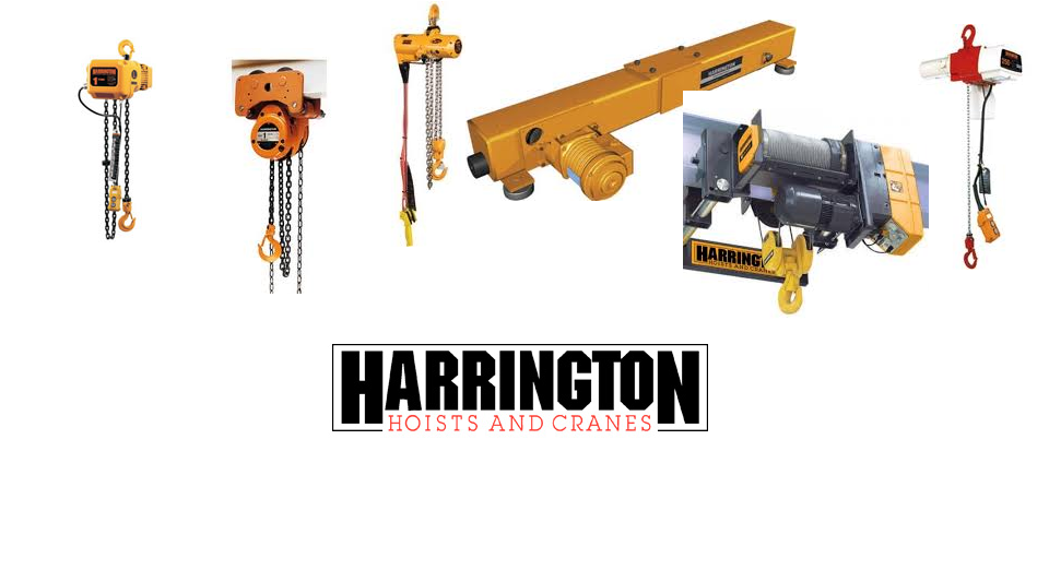 harrington hoists & cranes