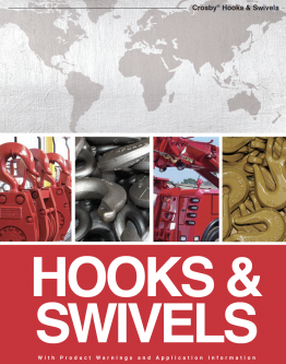 Crosby Hooks & Swivels