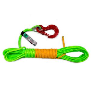 Winch Lines With Excel Hook