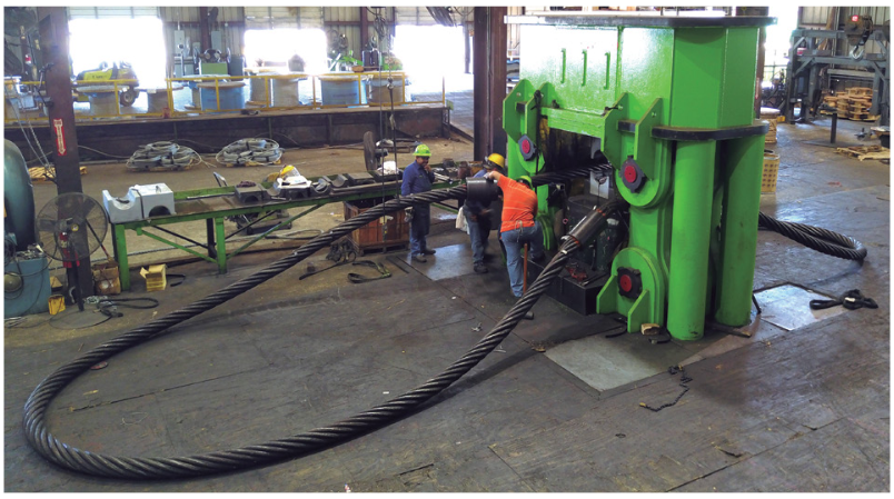 Application of Wire Rope Slings