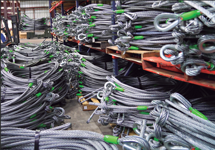 Future of Wire Rope Slings